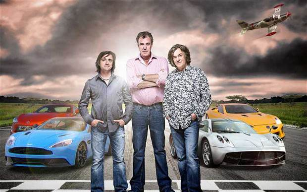 New Top Gear Hit With Yet Another Setback new top gear 3