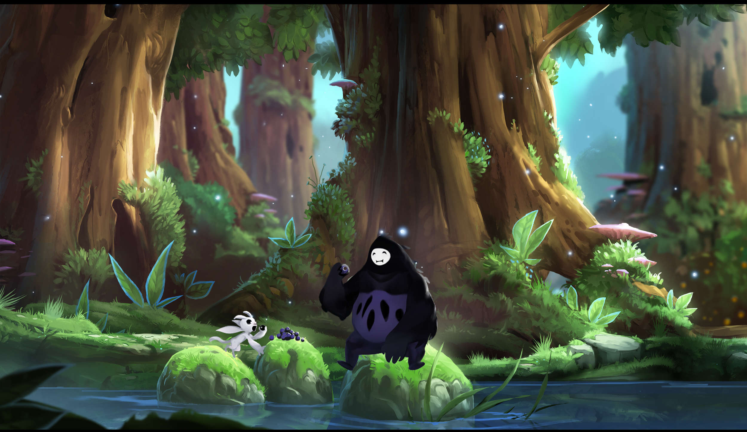 Here Are The 2016 DICE Award Winners ori and the blind forest