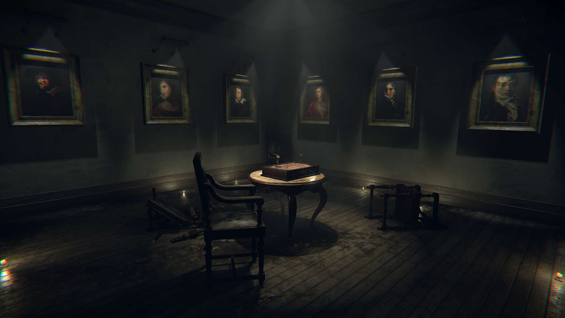 Layers Of Fear Is Isolating, Tense And Unashamedly Terrifying pu28dd2c7955ce926456240b2ff0100bde 1446046467 8479520 screenshot original