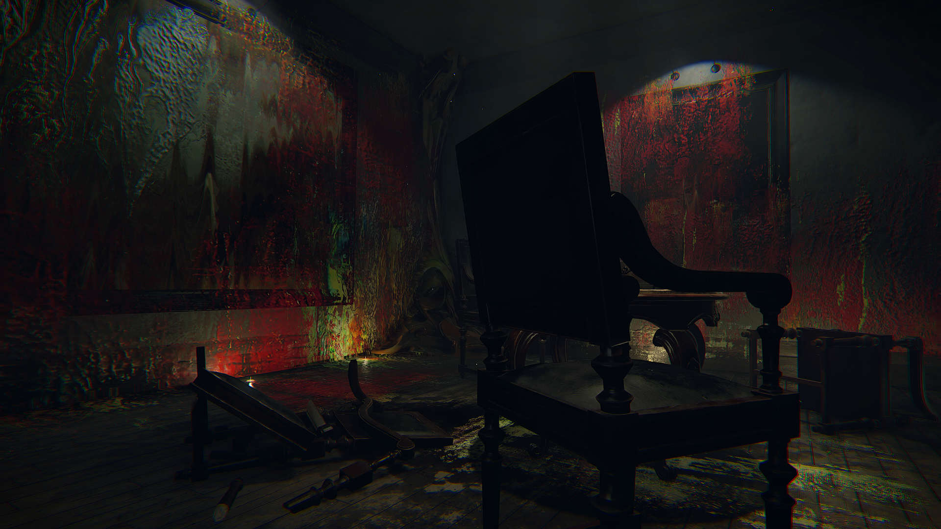 Layers Of Fear Is Isolating, Tense And Unashamedly Terrifying pu28dd2c7955ce926456240b2ff0100bde 1446046473 7939764 screenshot original