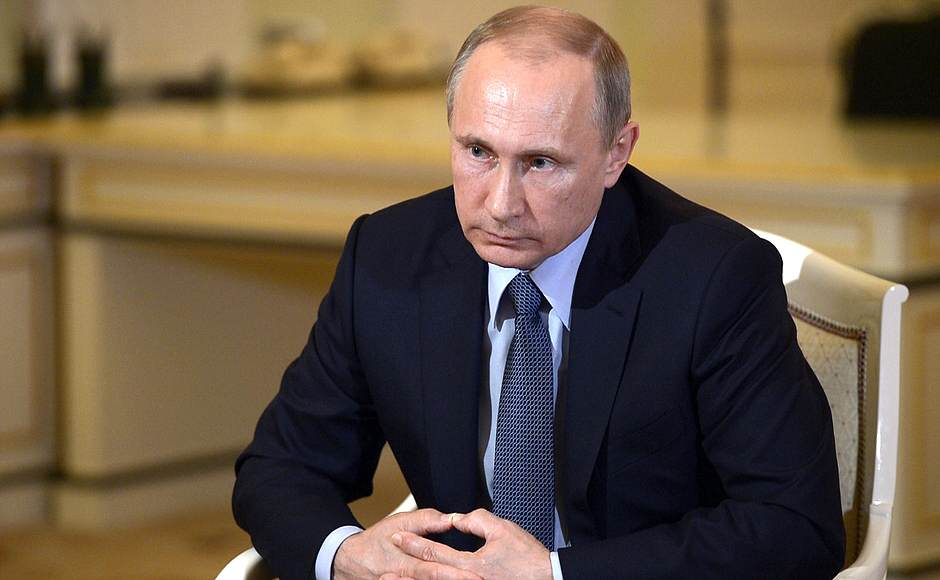 Expert Claims MH370 And MH17 Disasters Were Masterminded By Putin putin1