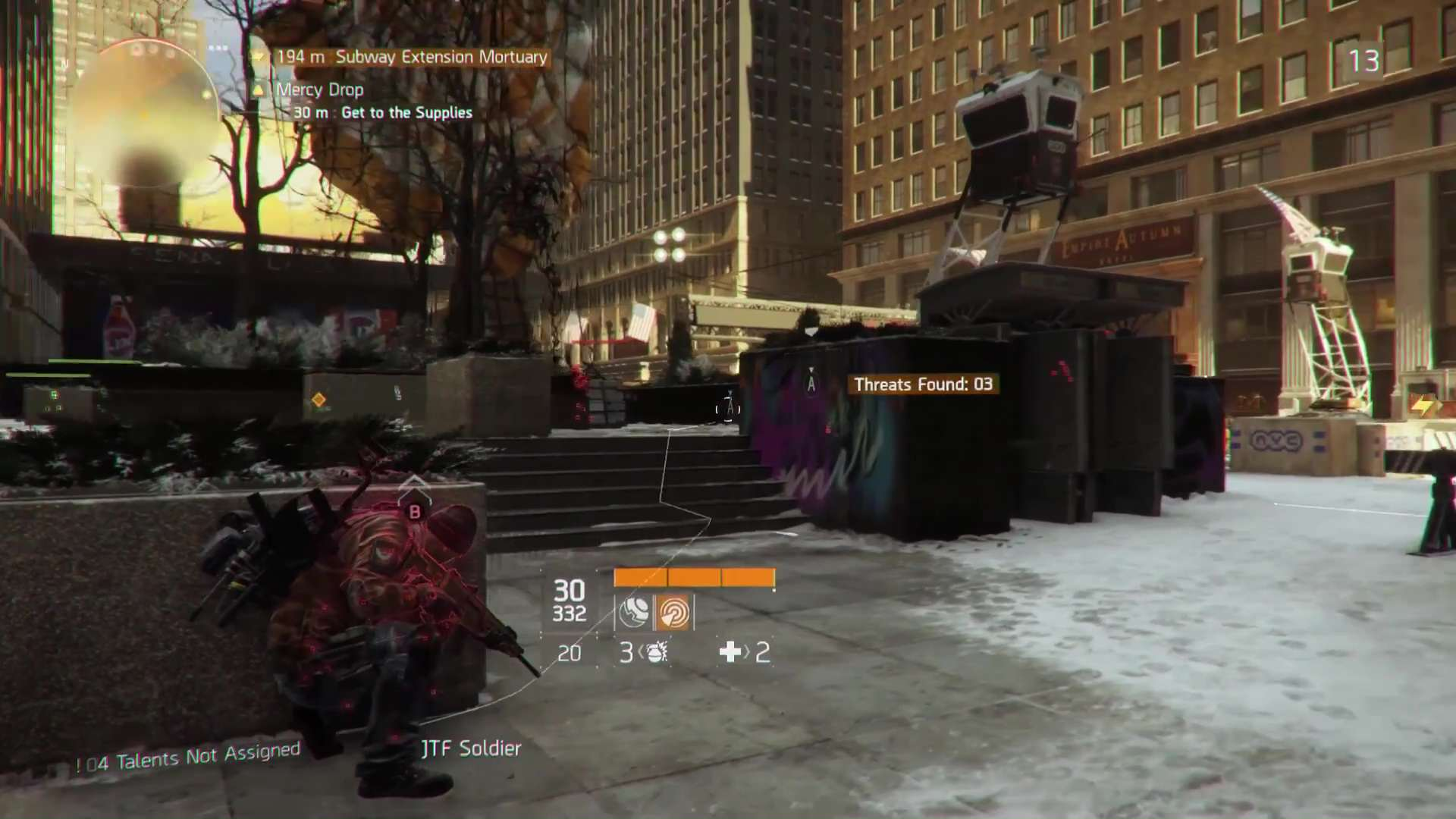 Handy New Trailer For The Division Explains The Games Skill System q a november pulse skill