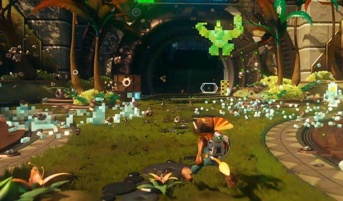 Ratchet And Clank Developers Discuss Why They Love The PS4 ratchet and clank pixel gun