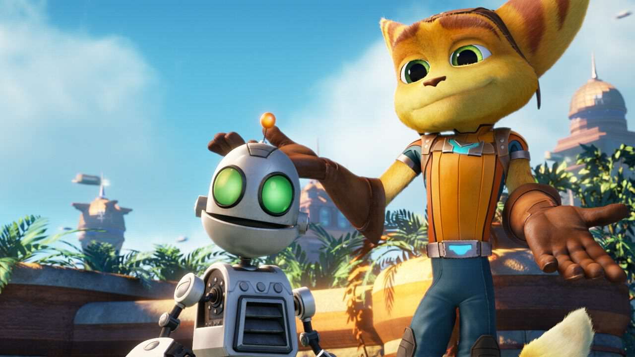 Ratchet And Clank Developers Discuss Why They Love The PS4 ratchet clank ps4.0.0