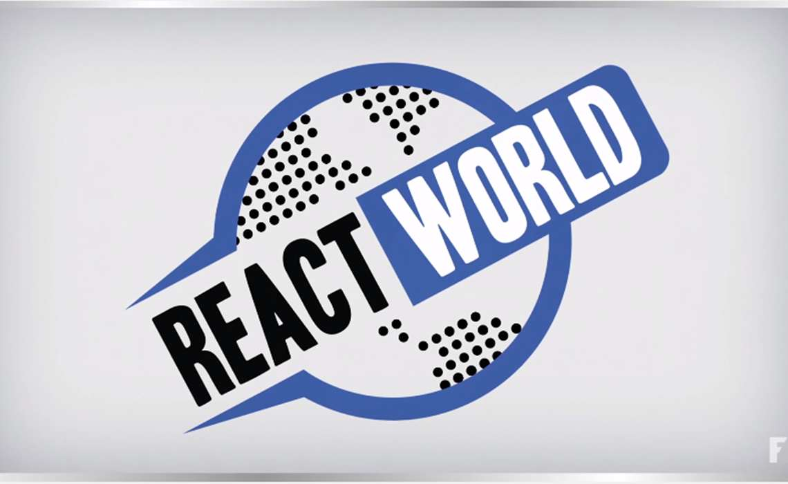 YouTubers Face Huge Internet Backlash After Trying To Trademark React react world fine bros