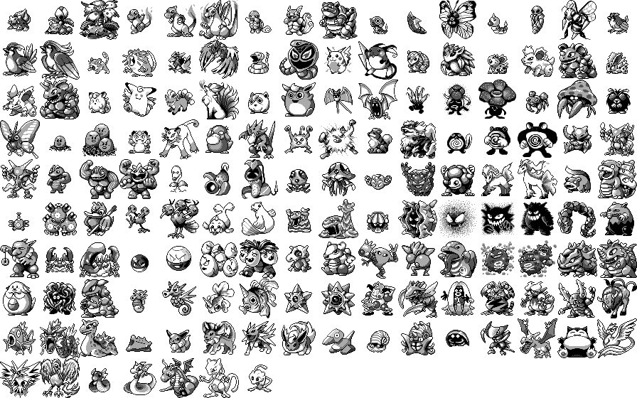 How Pokémon Captured A Generation, 20 Years Ago red green