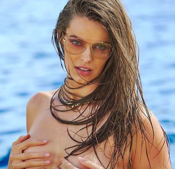 Model Robyn Lawley Speaks Out Against Plus Size Label robyn2