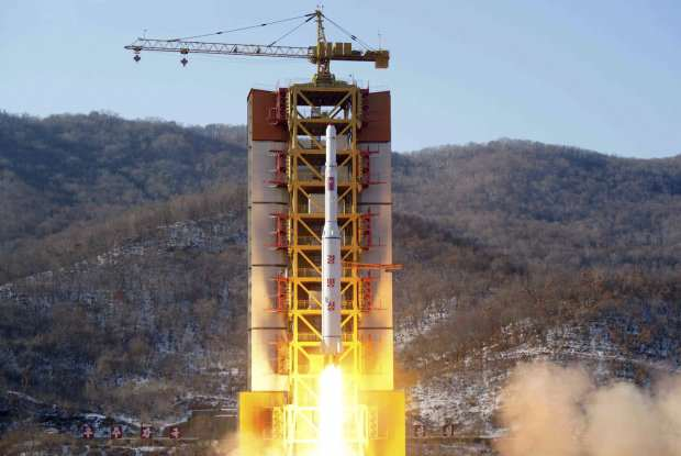 Kim Jong Un Has Announced That North Korea Will Conquer Space rocket2