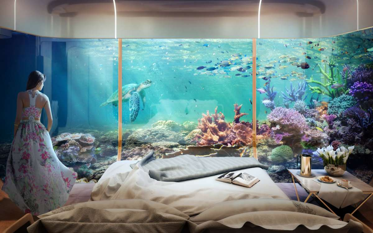 These Underwater Houses Are Absolutely Ridiculous seahorse7