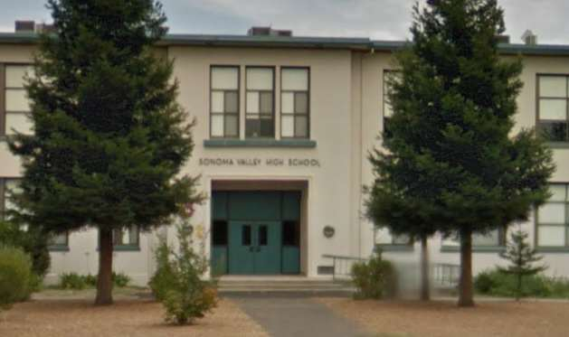 Footage Shows Girl Brutally Take Down Boy Accused of Bullying Students sonoma high school