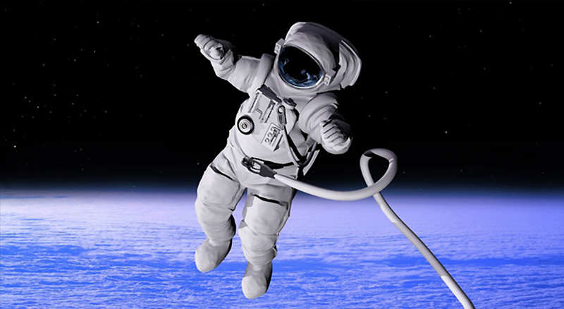 There Is A Nigerian Astronaut Floating Around Space Who Needs Your Help space