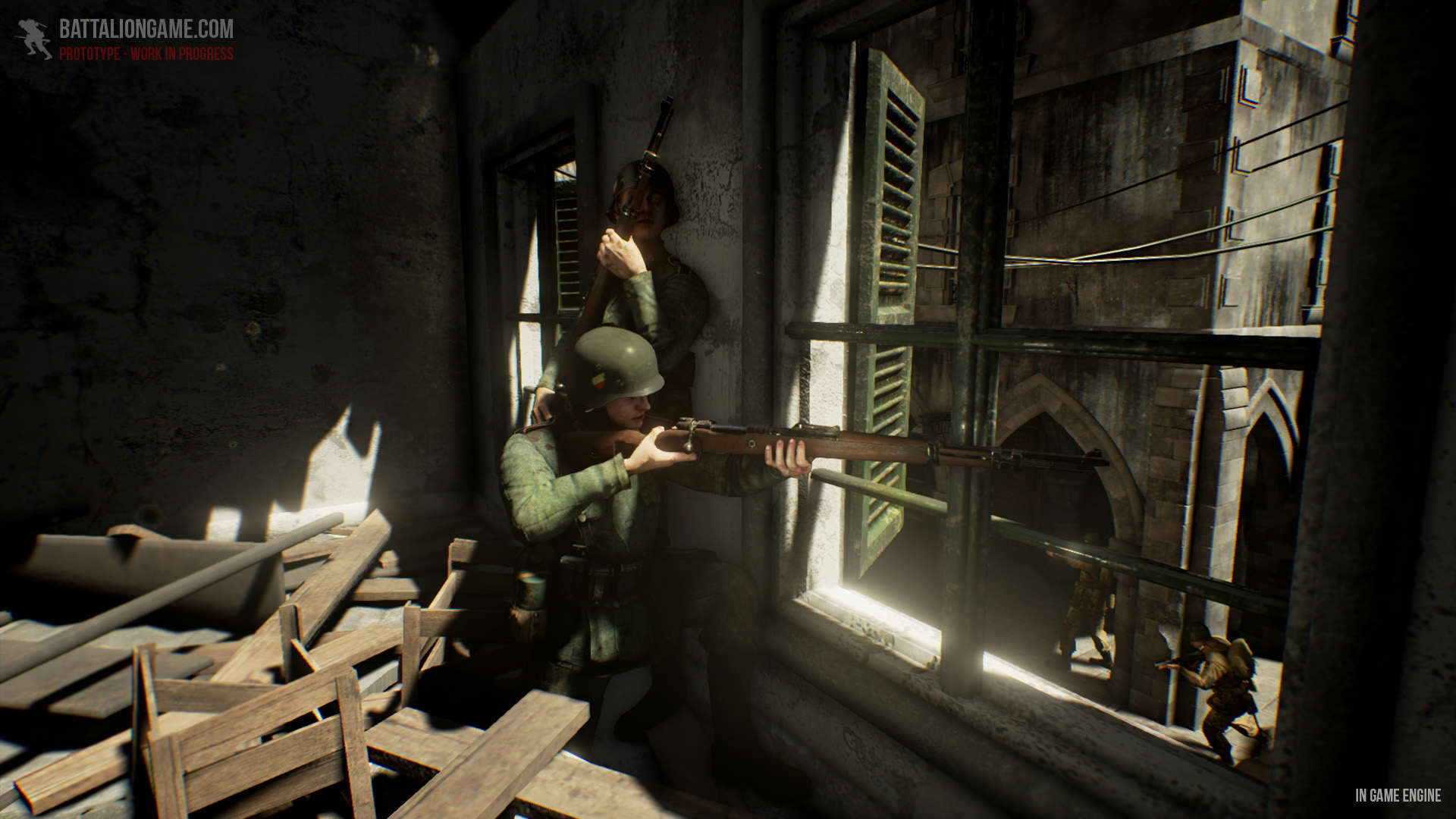 WW2 Shooters Making A Comeback With Battalion 1944 Leading The Charge ss1