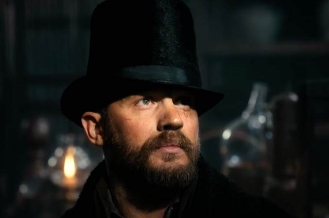 Trailer For Tom Hardys New Series Unveiled, And It Looks Awesome taboo5