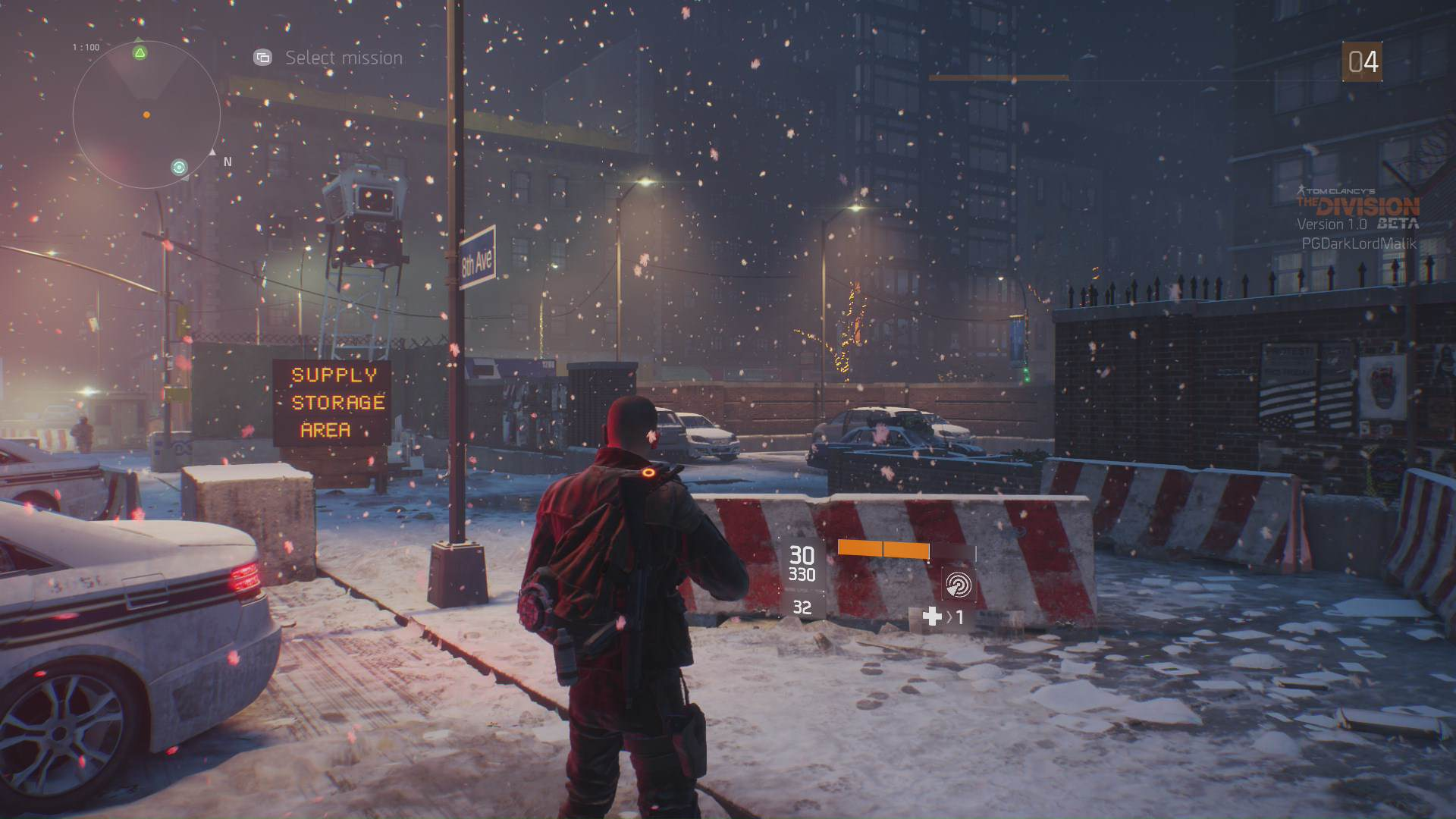 The Division PC Beta Easy To Hack, Gets Extended 24 Hours the division xbox one beta 20