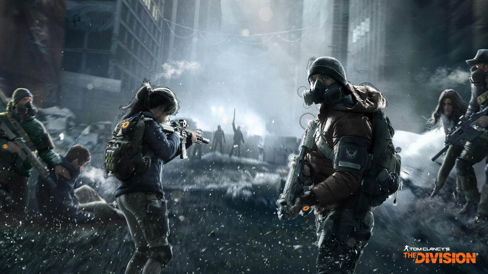 The Division Breaks Beta Record With Over Six Million Players the division