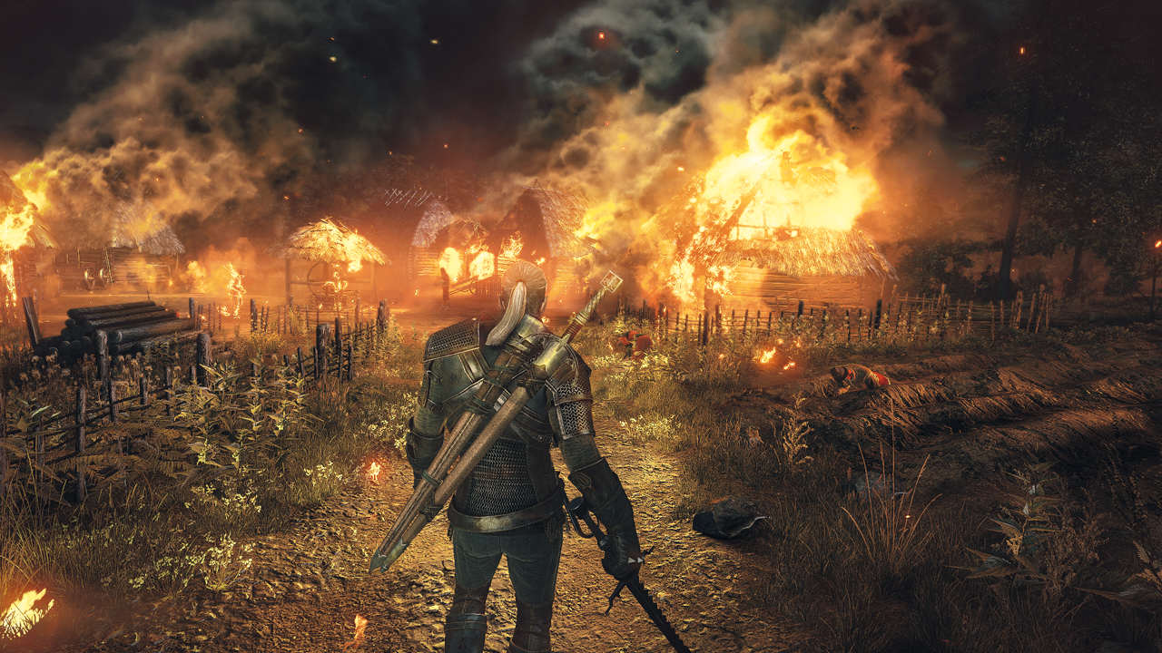 Here Are The 2016 DICE Award Winners the witcher 3 2