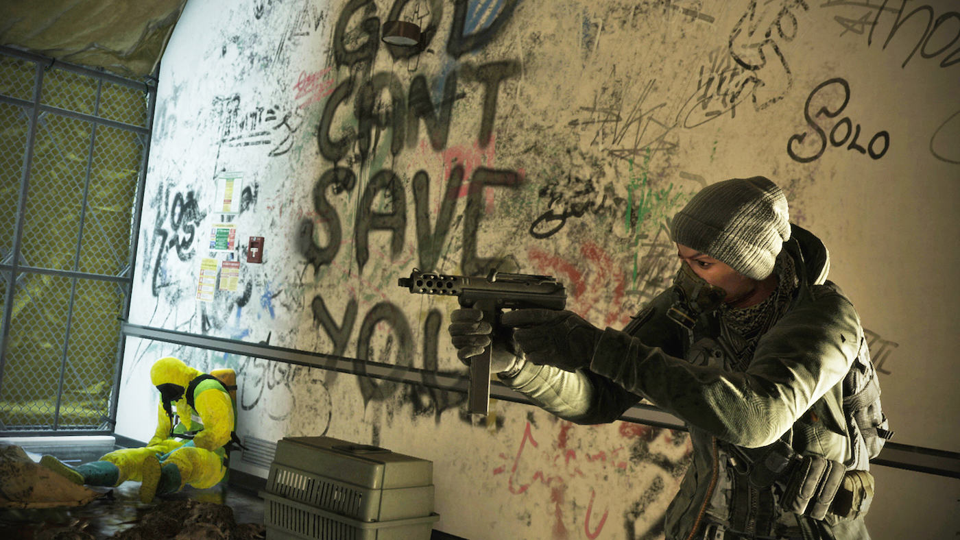 New Mission Teased In Trailer For The Division Open Beta thedivisionopenbeta ed