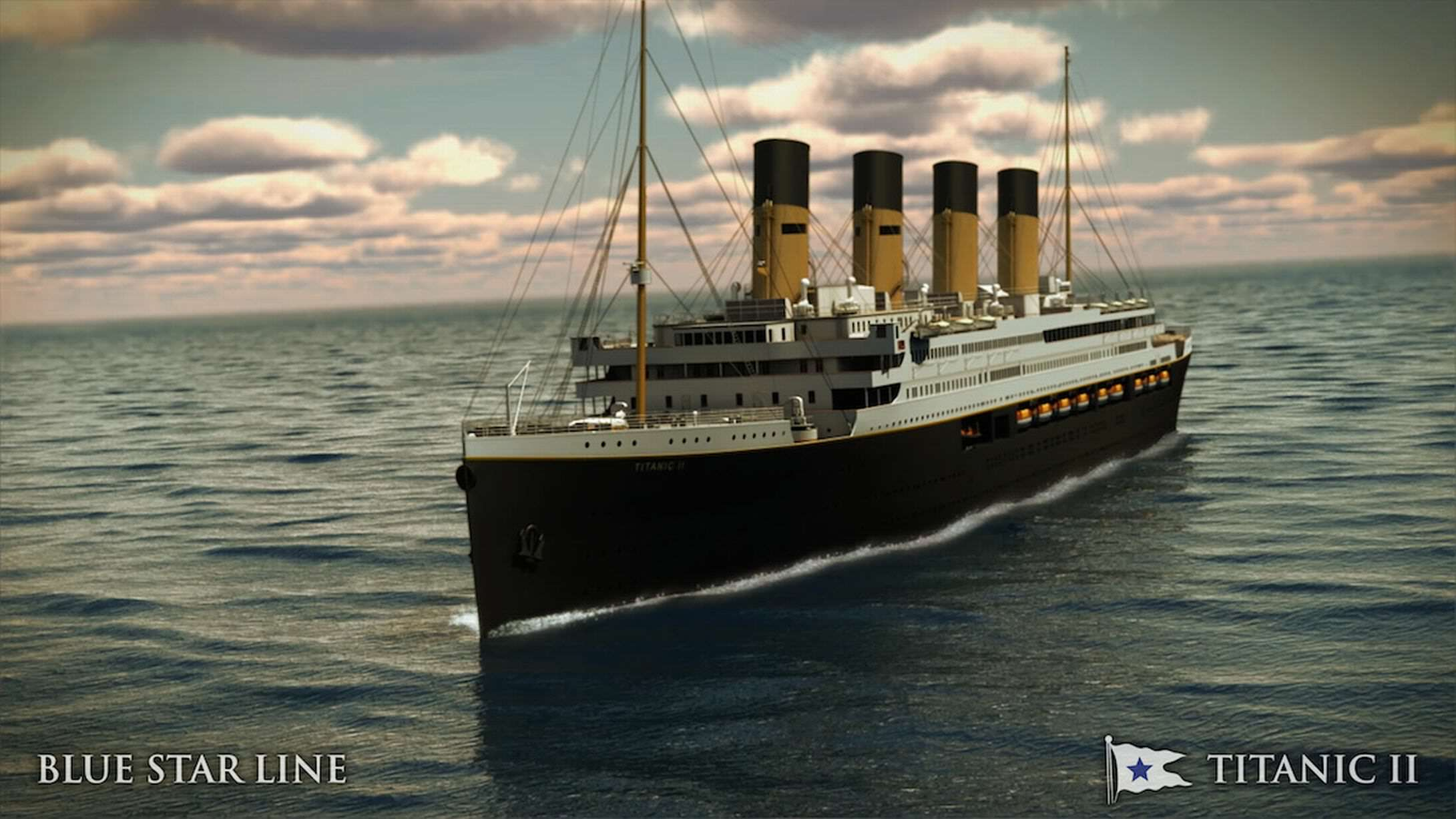 Incredible New Photos Give First Look Inside Titanic 2 titanic new 3