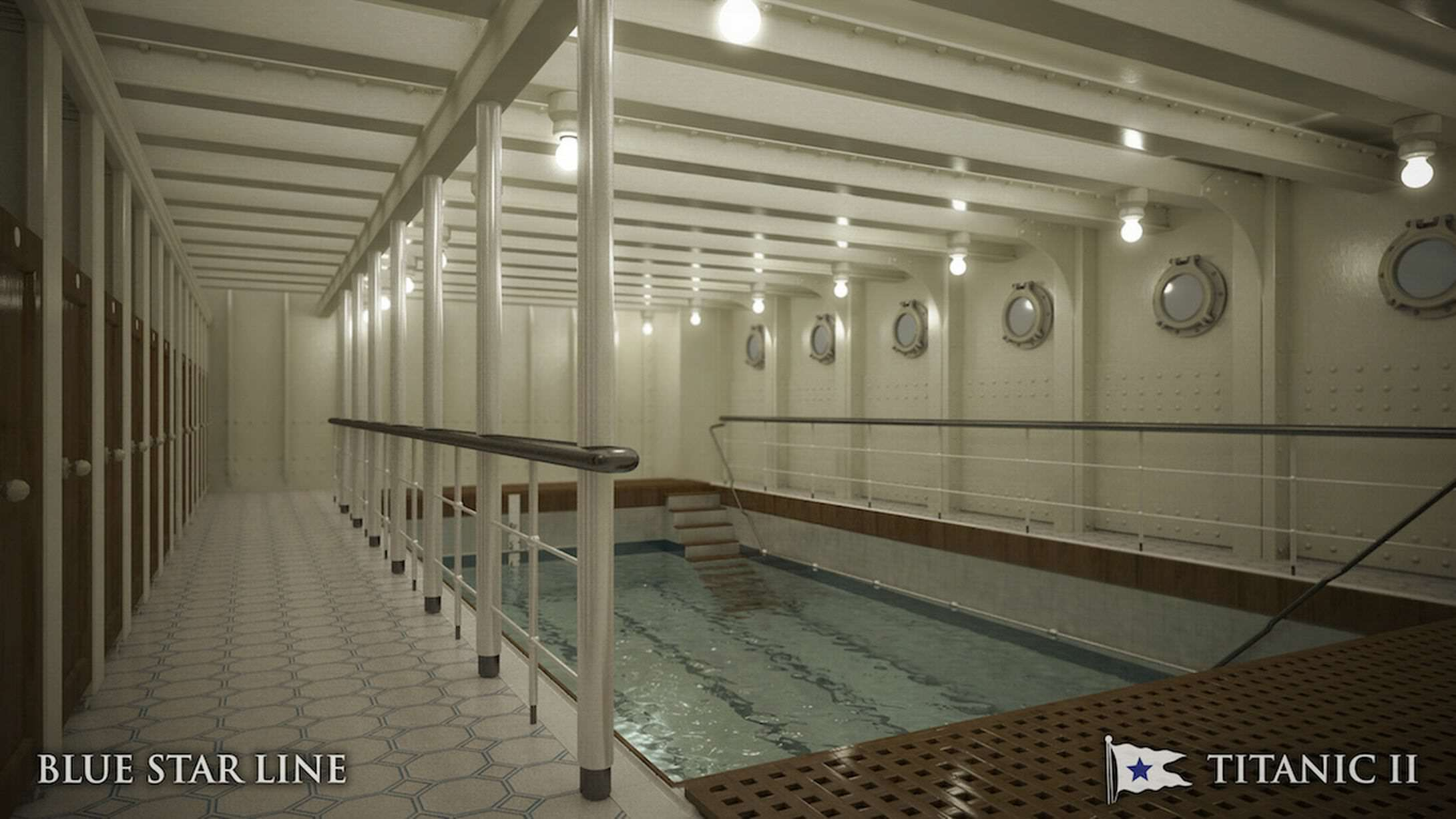 Incredible New Photos Give First Look Inside Titanic 2 titanic new 5