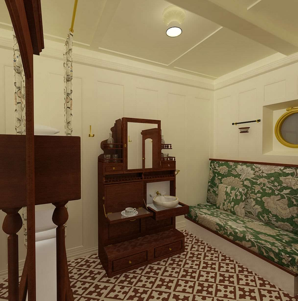 Incredible New Photos Give First Look Inside Titanic 2 titanic new 7