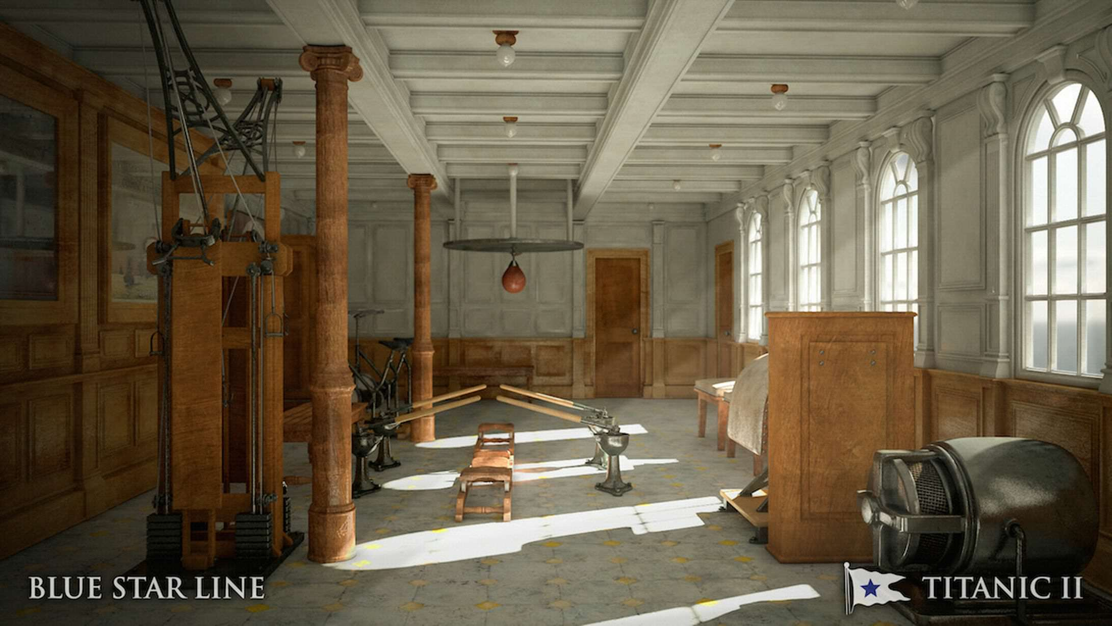 Incredible New Photos Give First Look Inside Titanic 2 titanic new 8