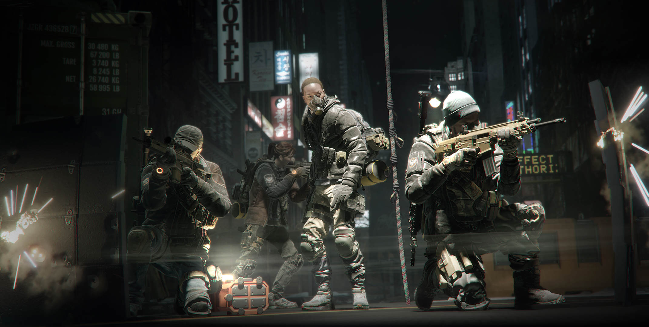 The Division Running At 60FPS On PC Is Glorious tom clancys the division 5