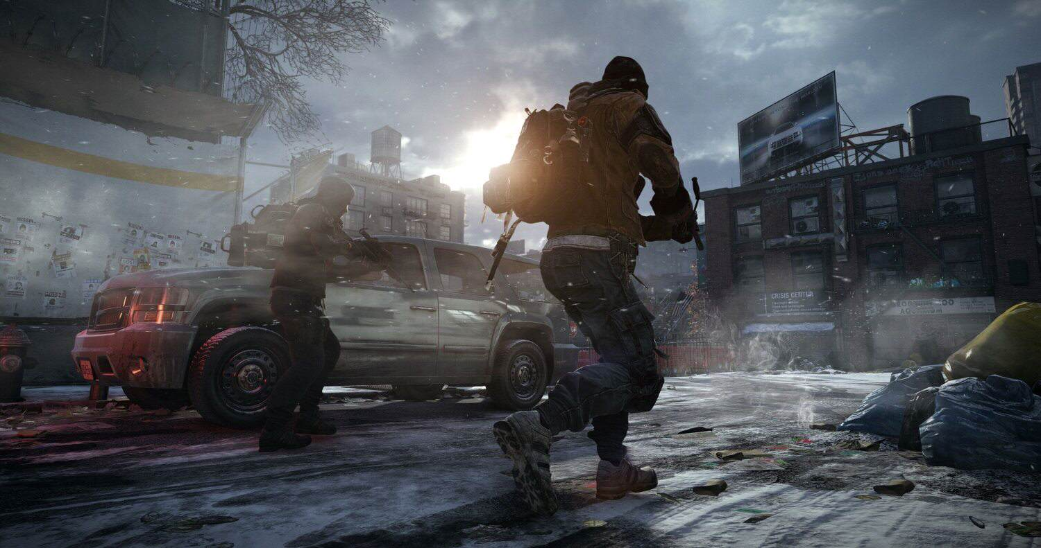 The Division Running At 60FPS On PC Is Glorious tom clancy division screen