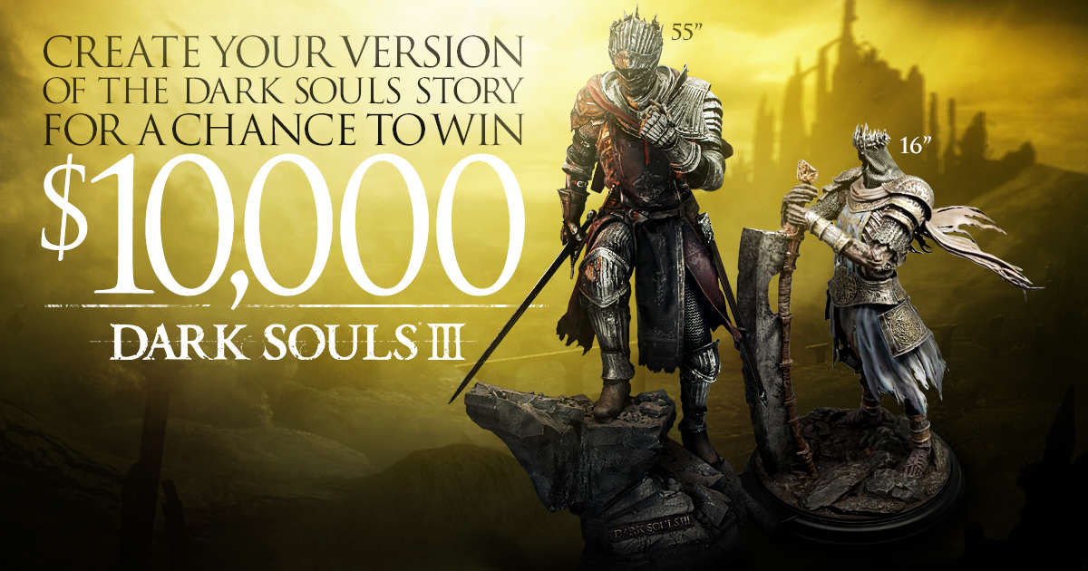 Namco Offers £6,905 To Anyone Who Can Explain Dark Souls Story tumblr nztp9jEY9n1uyp280o2 r1 1280