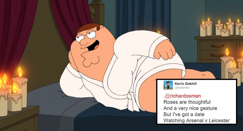 Heres 15 Brilliant Valentines Day Poems, Courtesy Of Twitter twitter valentine FB