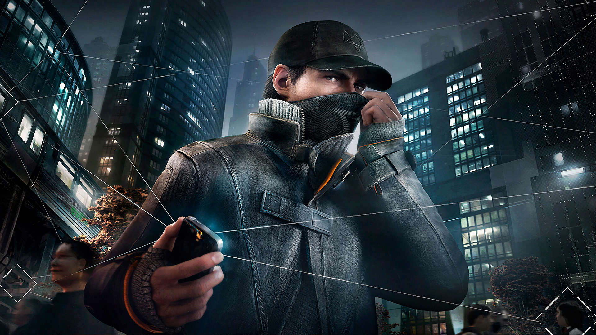Ubisoft Announce Watch Dogs 2 Will Launch By Next Year watch dogs game wallpaper