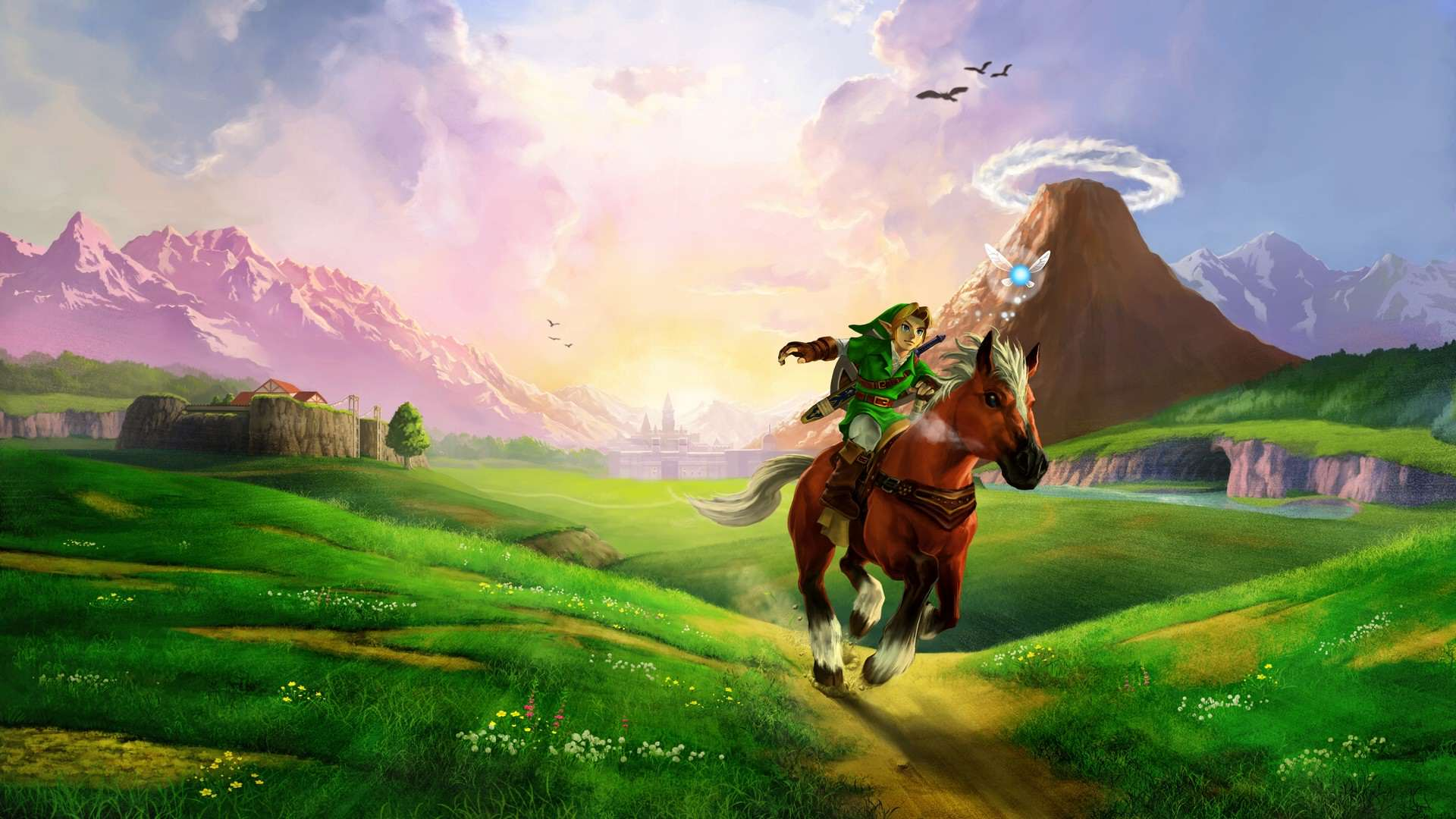The Ten Greatest Zelda Games Of All Time zelda1