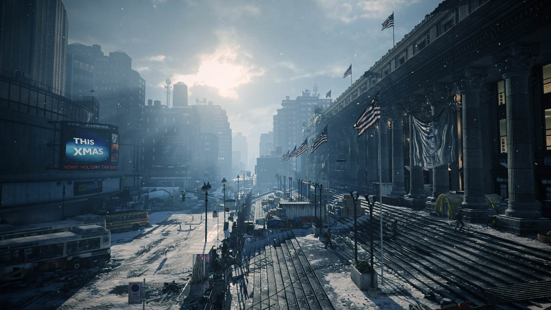 The Division Is Engaging, Gorgeous And Totally Punishing 008157