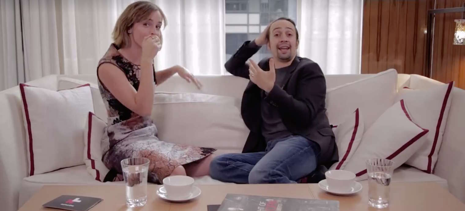 This Video Of Emma Watson Beatboxing Is The Cringiest Thing Ever 12157 gv3afe
