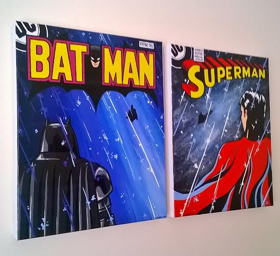 Heres Your Chance To Win One Of A Kind Hand Drawn Posters From Batman V Superman 1509f2f2 e3a1 4b45 895d dd3d868d10c7