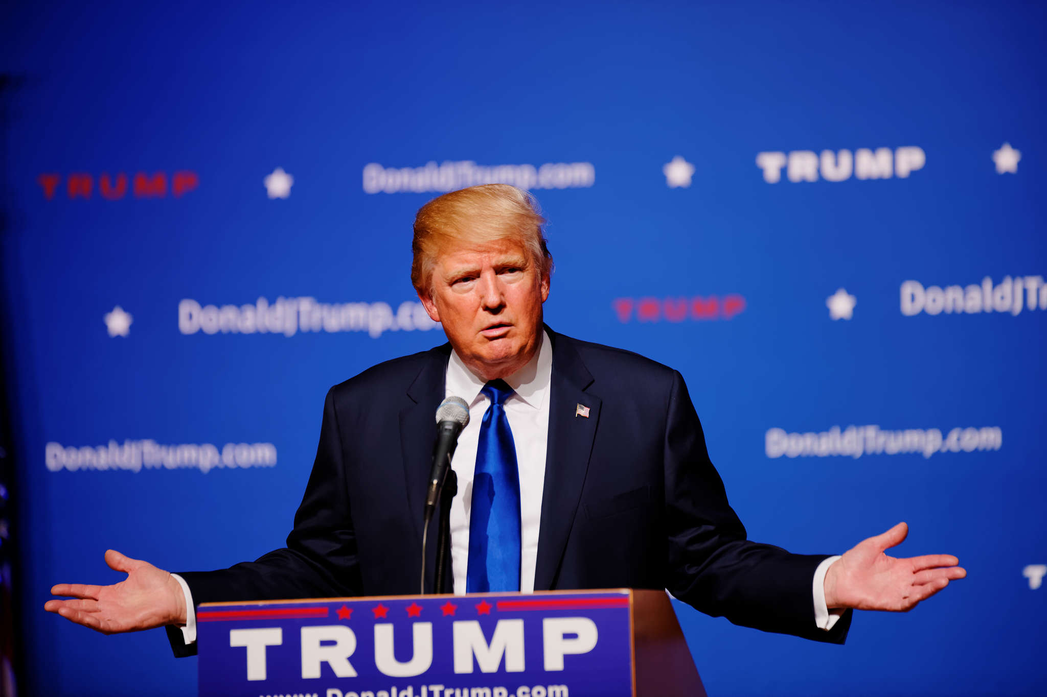 Donald Trump Hits Back After Allegations About His Private Parts 20724485306 26e4ca01b4 k