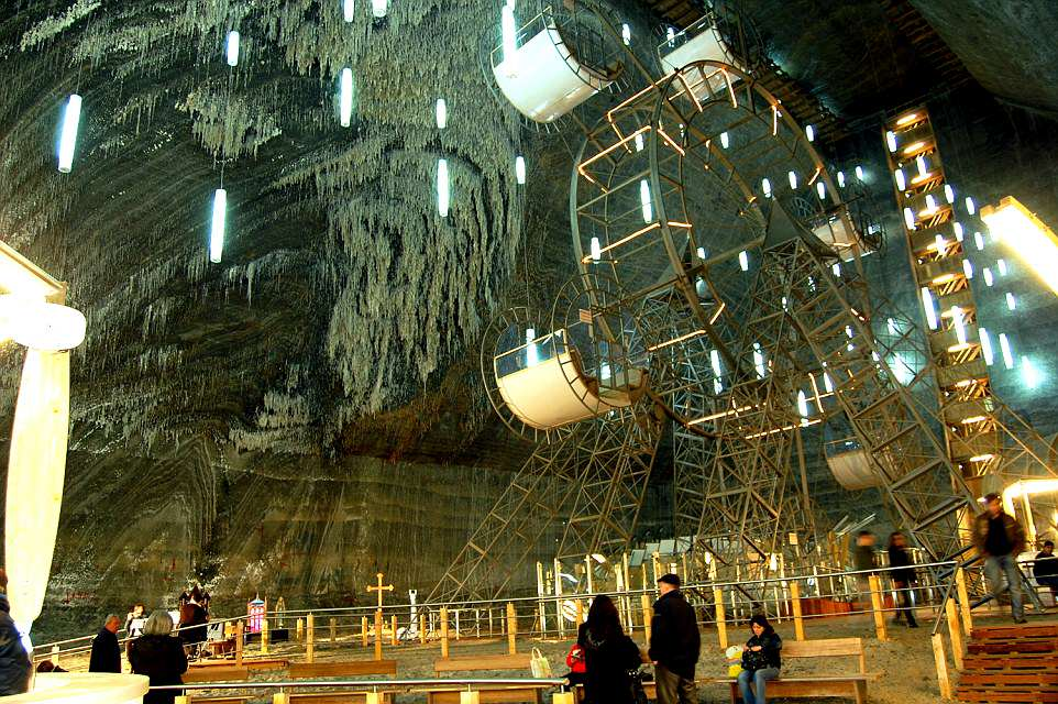 This New Theme Park 400ft Underground Looks Absolutely Insane 237756F100000578 2833574 image a 7 1417706076754 1