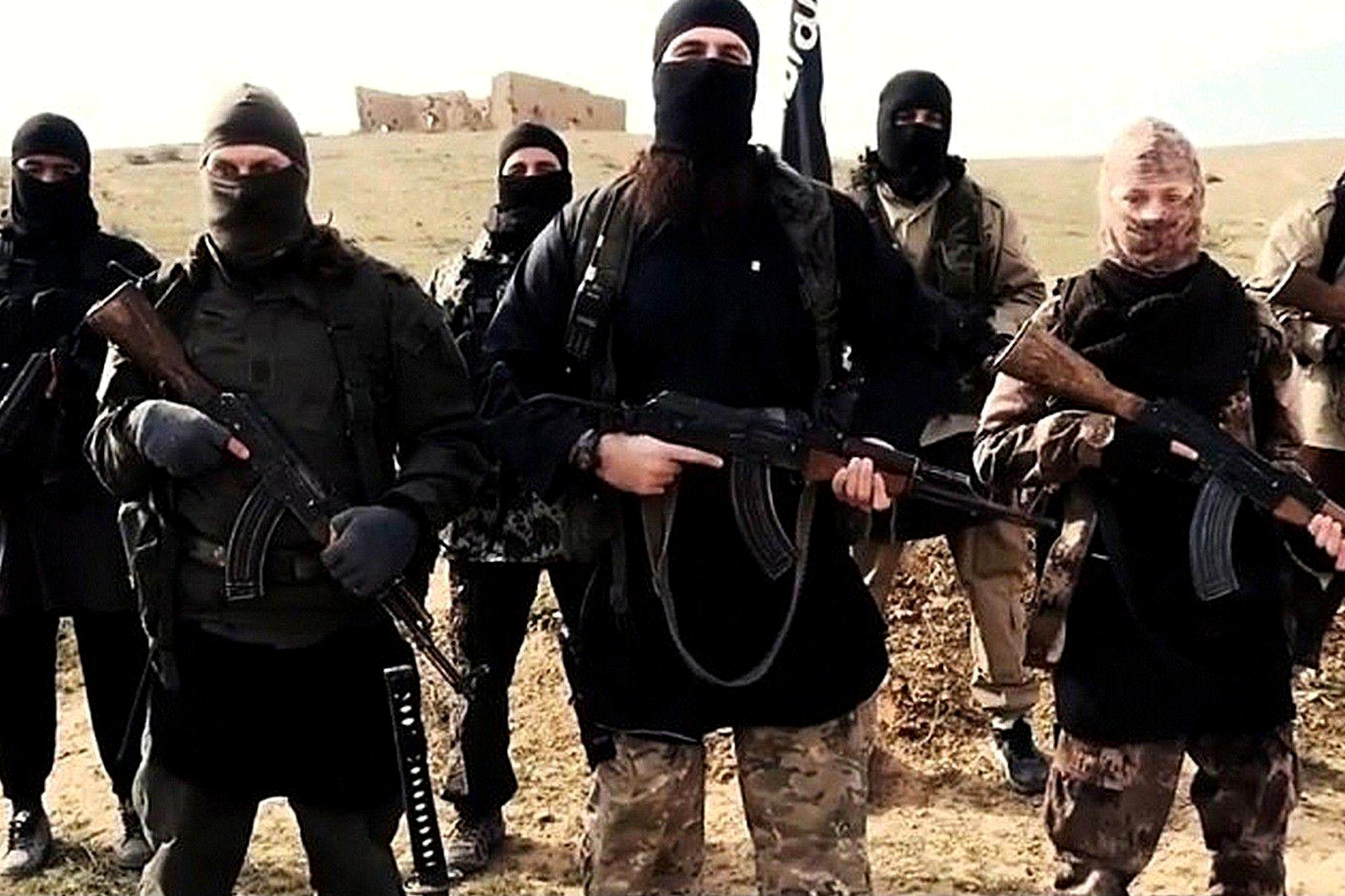 ISIS Document Leak Reportedly Reveals Personal Details About British Jihadis 2642870a1