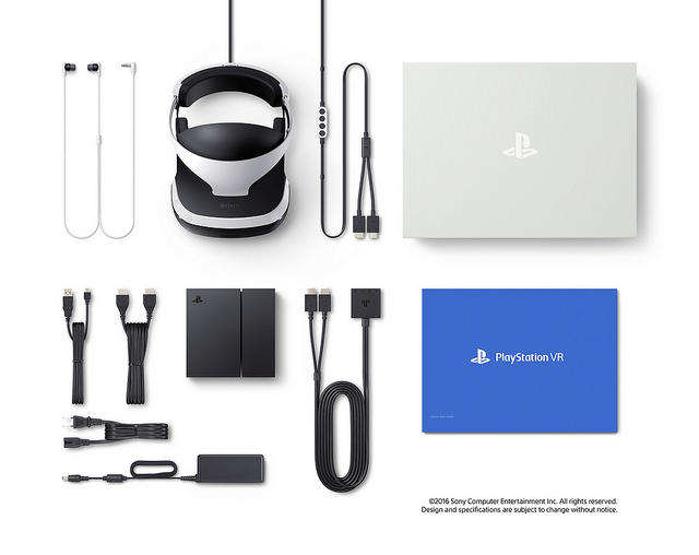 PlayStation VR Release Window, Price And Launch Titles Revealed 3022373 vr