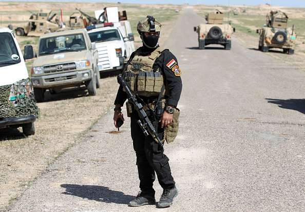 British ISIS Fighter Carries Out Suicide Attack In Iraq 514522614