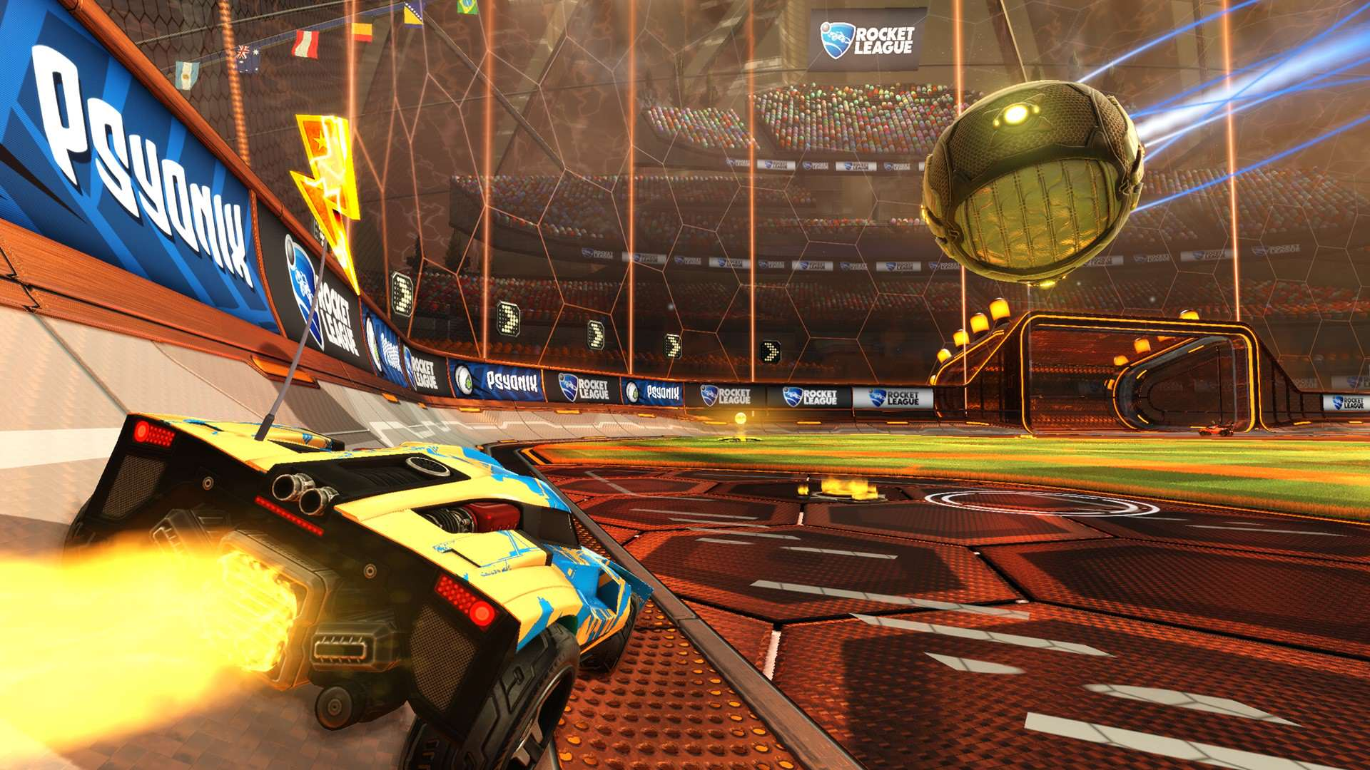 Rocket League Dev Discusses Xbox One/PS4 Cross Play 670 2