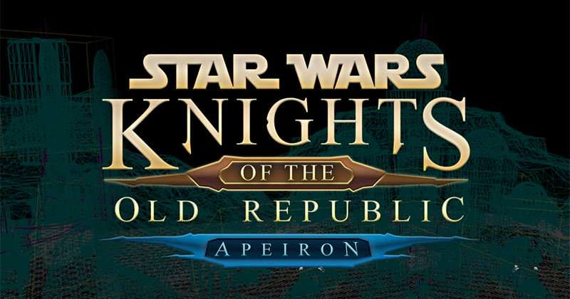 Gorgeous Footage For Knights Of The Old Republic HD Remake Surfaces Apeiron 800x420