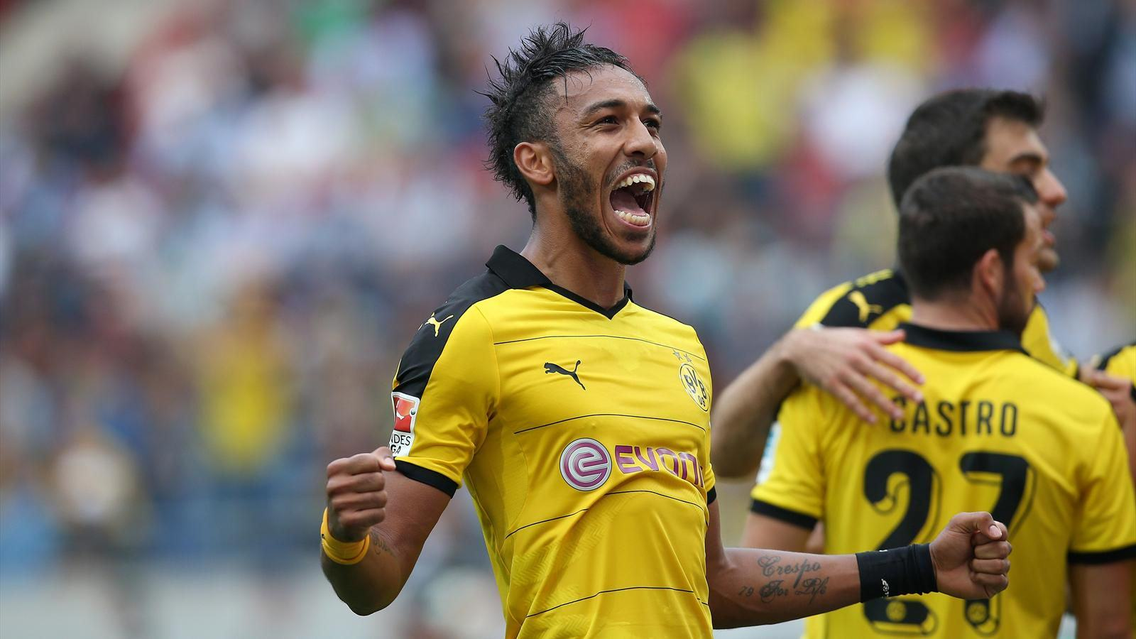 Spurs v BVB Is The Tie Of The Week, And Heres Why Aubameyang eurosport