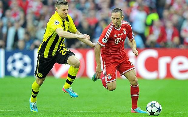 Spurs v BVB Is The Tie Of The Week, And Heres Why BVB v Bayern footballwood