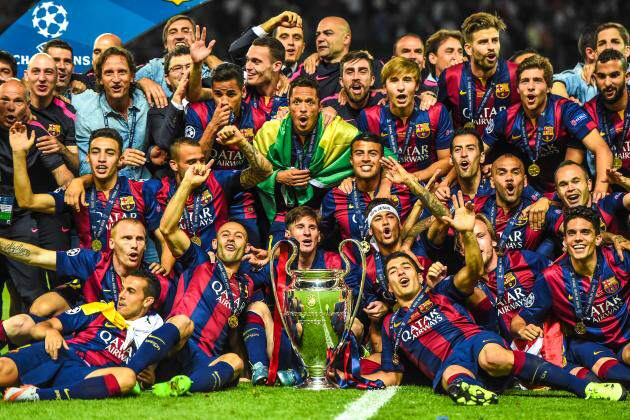 Are Elite Clubs About To Form Their Own Super League? Barca UCL BR