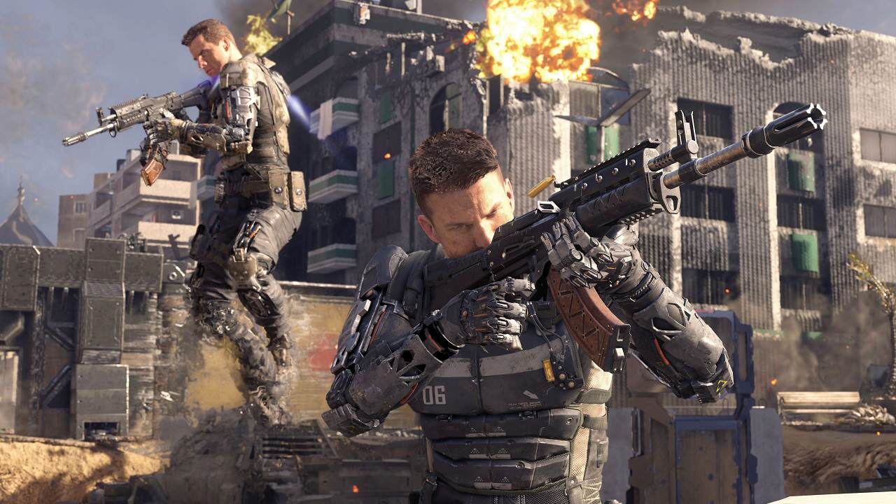 Activision Tease E3 Appearance For New Call Of Duty Call of Duty Black Ops 3 Screenshot 10