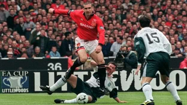 Five Reasons United v Liverpool Is More Than Just A Game Cantona bbc