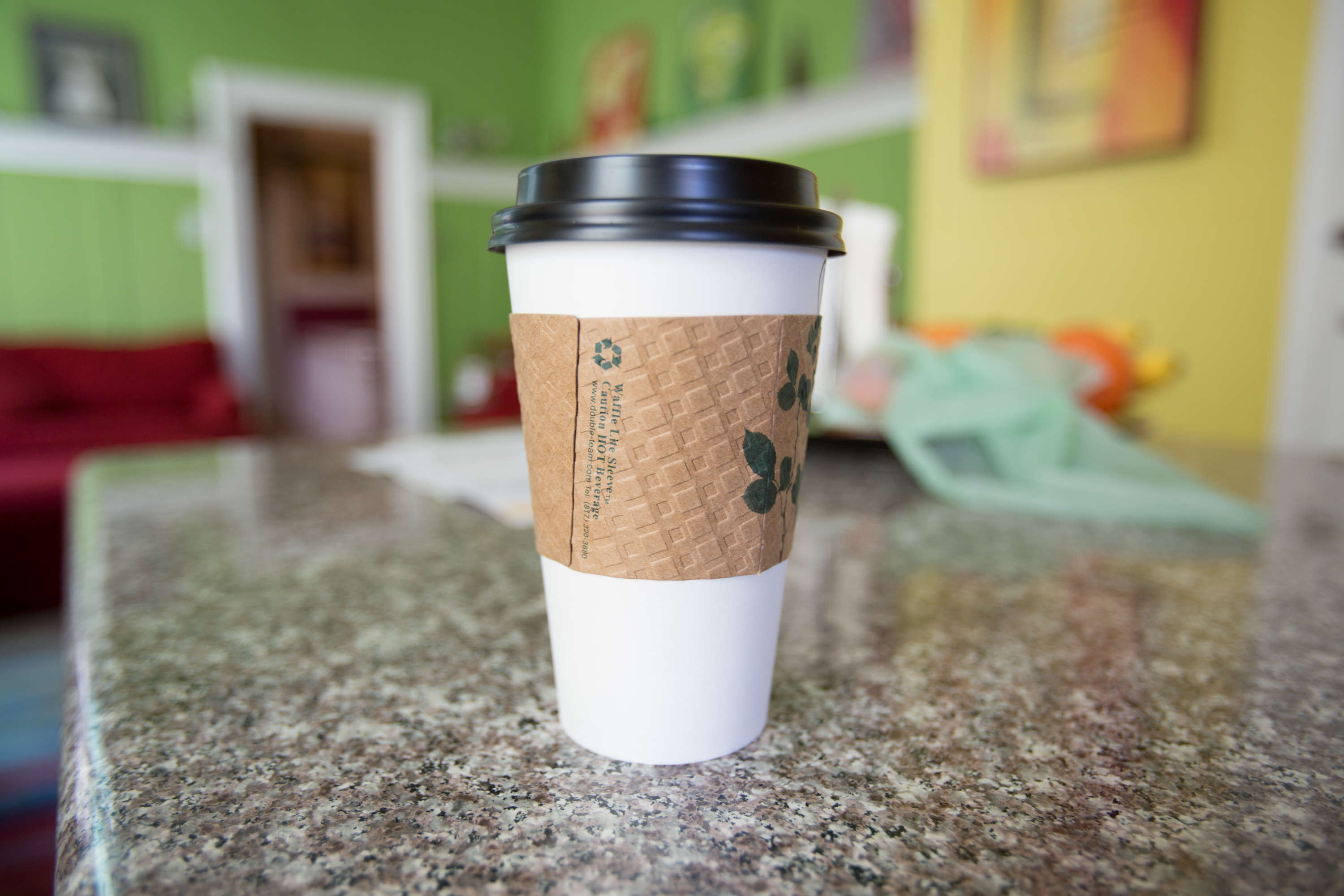 There Might Be Bad News For People Who Like Their Coffee On The Go Coffee cup sleeve