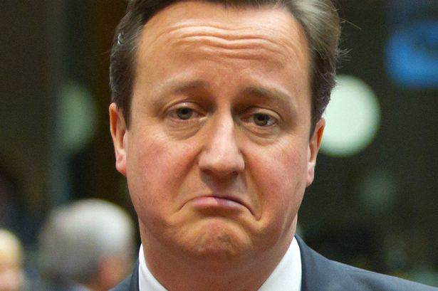 American Girls Half Arsed Twitter Rant About Britain Pisses Off Entire Nation David Cameron