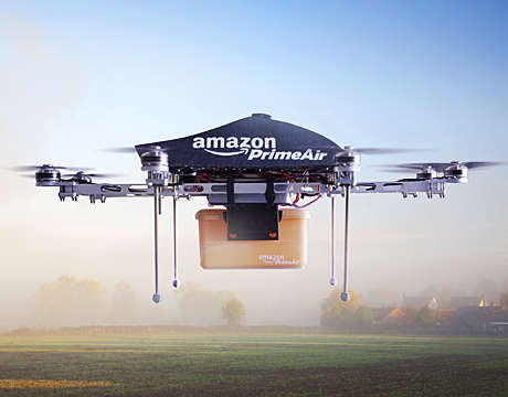 Dominos New Futuristic Delivery Method Could Be An Absolute Game Changer Developing Delivery Drones hero