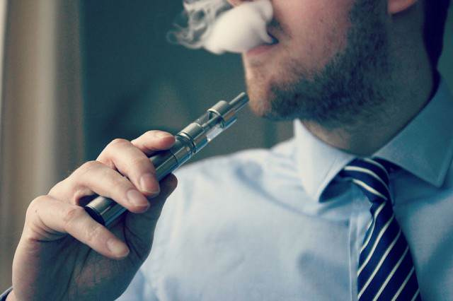 Heres Everything You Need To Know About The Vaping Debate E Cigarette Electronic Cigarette E Cigs E Liquid Vaping Cloud Chasing Vaping at Work Work Vaping 16348997445 640x426